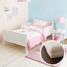 SAVE £30, Buy White Toddler Bed & Pelynt Pocket Sprung Mattress together - Toddler Beds - Beds & Mattresses - gltc.co.uk