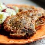 Pan-Fried Pork Chops | The Pioneer Woman Cooks | Ree Drummond