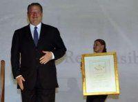 Al Gore, Nobel Peace Prize, Global Warming, Freemasonry, Freemasons, Freemason, Masonic, Masonry