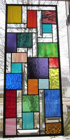 Original by Stained Glass Heirlooms Photos rarely capture the true brilliance of the colors and textures of art glass At Stained Glass Heirlooms we strive to get great photos but Modern Stained Glass, Stained Glass Birds, Faux Stained Glass, Stained Glass Lamps, Stained Glass Designs, Stained Glass Panels, Stained Glass Projects, Stained Glass Patterns, Mosaic Art
