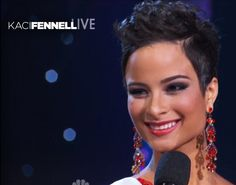 You don't have to look a certain way... And I feel like I represent that. - Miss Jamaica, Kaci Fennell