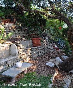 Falling for the Folly Bowl, a garden amphitheater | Digging