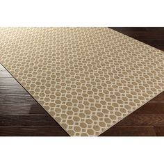 Alcott Hill Casper Neutral Indoor/Outdoor Area Rug Rug Size: 5' x 7'