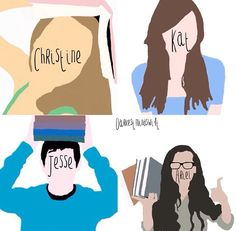 Love this so much!!! Booktubers!!!