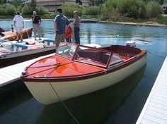 17' Thompson Sea Lancer, 1958
