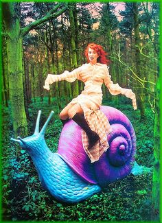 Tori Amos ~ since childhood I have so admired her enchanting other-worldly essence.. like a faerie creature. Whimsical, colorful, natural, pure, wild, crystalline and raw.