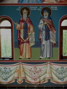 Byzantine, Saints, Icons, Painting, Art, Art Background, Symbols, Painting Art, Kunst