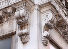 decorative architectural features - Google Search
