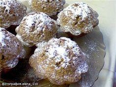 """Итальянские кексики """"Капуччино"""" - кулинарный рецепт"""