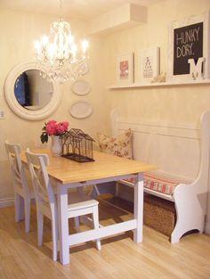 Cape Cod style dining room - traditional - dining room - santa barbara - Maraya Droney Design