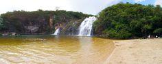 Cachoeira Maria Augusta - São João Batista do Glória - MG