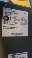 New Allen Bradley 1771-IAD Series D PLC5 Platform 120V AC/DC Digital Input NIB (MM0329-2). See more pictures details at http://ift.tt/2dEVqDe