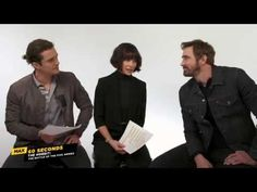 Max 60 Seconds with The Hobbit: The Battle of the Five Armies' Lee Pace (Cinemax) - YouTube