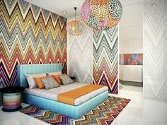 From Acqua Livingstone, the first residential building interior designed by MISSONIHOME in the world.