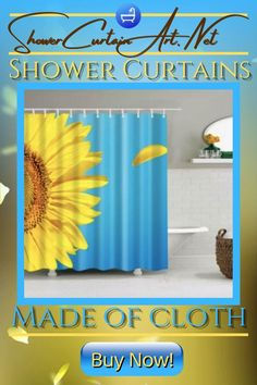 Looking for some fresh finds? Shop our newest selection of great gift ideas and seasonal exclusives! Shower Curtain Art, Cool Shower Curtains, Floral Shower Curtains, Bathroom Curtains, Shower Accessories, Curtains With Blinds, Home Decor Styles, Home Accents, Soft Fabrics