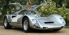 1966 Porsche 906 Carrera 6  Chassis #906 135