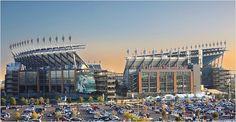 Lincoln Financial Field Stadium - Home of the Philadelphia Eagles