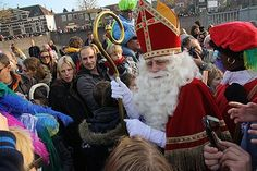 Sinterklaas in de Bommelerwaard - ♪♫ Hij komt, hij komt, die lieve goede Sint...♫♪♫ - Bommelerwaardgids