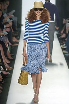 Michael Kors Collection Spring 2005 Ready-to-Wear Fashion Show