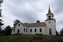 Brändön kirkko – Wikipedia