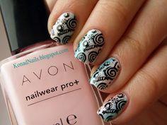 Konad Addict #nail #nails #nailart