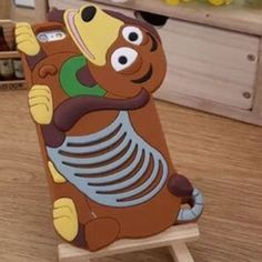 iPhone 6 case brand new Who doesn't love toy story ? ... Super cute slinky dog case. Accessories Phone Cases