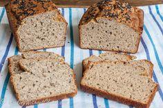 Gluten Free Easy Buckwheat Bread – Cooking Without Gluten Buckwheat Bread Machine Recipe, Buckwheat Recipes, Wheat Bread Recipe, Paleo Bread, Bread Machine Recipes, Bread Recipes, Slow Cooker Bread, 90 Second Keto Bread, How To Store Bread