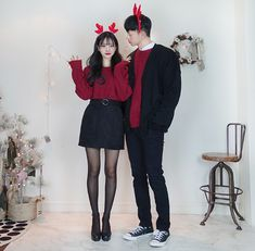 Korean Christmas Fashion | Official Korean Fashion