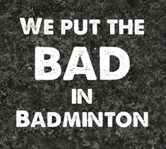 Badminton slogans, sayings and mottos. A great collection of slogans to inspire and motivate. Sports Basketball, Nfl Football, Sport Slogans, Shirt Designs, Badminton Racket, Educational Games For Kids, Sport Quotes, Sports Sayings, Clipart Black And White