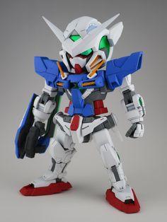 SD Gundam Exia repair Ⅱ