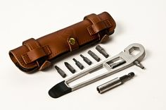 Urban Bike Gear |  Full Windsor's The Nutter Cycle Multi Tool, the ultimate add-on for city bike riders the world over...