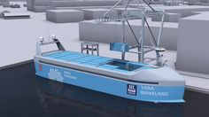 Yara Birkeland will be the world's first fully electric and autonomous container ship, with zero emissions. With this vessel, Yara will reduce diesel-powered truck haulage by journeys a year… Yacht Design, Electric Power, Electric Cars, Self Driving, Shipping Company, Diesel Trucks, Wall Street, First World, Windsor
