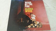 Wood by the Fire, Gloria Wood, arranged and conducted by Jerry Fielding, 1958 by Eclectasism on Etsy