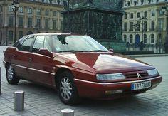 Citroën XM (Foto: Divulgação)