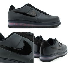 Nike Air Force One Foamposite Black Friday Things to Wear