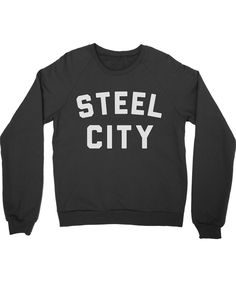 Steel City Logo Crewneck - Steel City