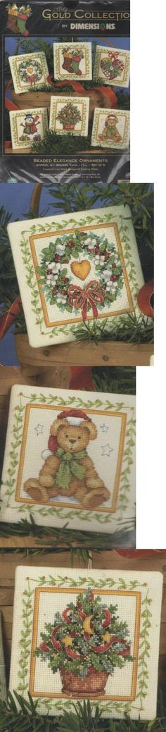 Butterflies 6953 Printed Stamped Cross Stitch Tablecloth Kit for Embroidery