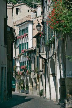 Asolo - Veneto, Italy - my sweet Asolo! xx