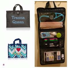 Nursing Supply Organization Thirty One Timeless Beauty Bag Student Gifts Nurse
