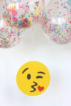 Printable Instagram Emoji Party Collection