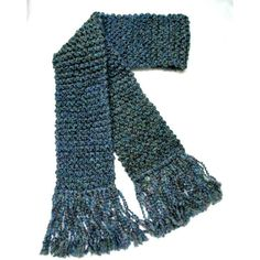 Blue Knit Scarf, 6 ft Long Chunky Knit Scarf, Teal Blue Green Scarf, Men or Women Knitted Winter Scarf ($30) found on Polyvore featuring men's fashion, men's accessories, men's scarves, mens scarves, mens knit scarves and mens long scarves