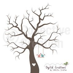 tree print for wedding - Buscar con Google