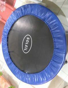 SOLEIL - Trampoline / Trampolin / Jumpoline / Jumpolin / Foldable Jump Stand 48inchi