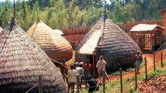 Norwegian Mission station in Hagere Selam, Sidama, Ethiopia, 1960s.   Sidama Worancha