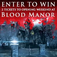 Blood Manor Ticket Giveaway - Sweeptakes - DNAinfo.com New York