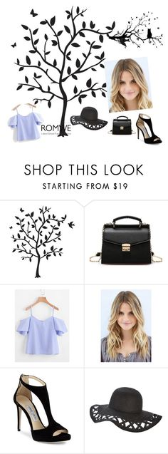 """""""Untitled #25"""" by sanela-m ❤ liked on Polyvore featuring Godinger and Jimmy Choo"""