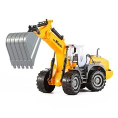 Friction Powered Wheeled Excavator Truck with Claws Push and Go Inertia Construction Toy for Boys and Girls Realistic Scale Design – Best Toys Construction Toys For Boys, Best Baby Toys, Games For Boys, Buy Toys, Scale Design, Learning Toys, Educational Toys, Cool Toys, Kids Toys