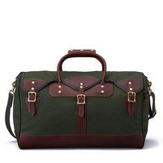 Winter Garden Fox Travel Carry-on Luggage Weekender Bag Overnight Tote Flight Duffel In Trolley Handle