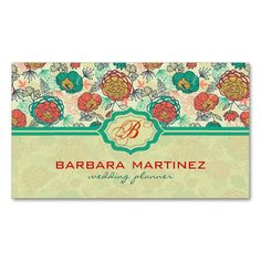 Colorful Vintage Roses Hand-Drawn Style Double-Sided Standard Business Cards (Pack Of 100). I love this design! It is available for customization or ready to buy as is. All you need is to add your business info to this template then place the order. It will ship within 24 hours. Just click the image to make your own!