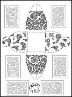 Maori Gift Box to Colour Waitangi Day, Maori Words, Maori Symbols, Maori Patterns, International Craft, Maori Designs, Jr Art, Art Worksheets, Maori Art